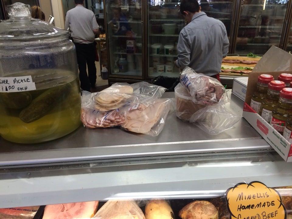 Minelli Meat & Deli,