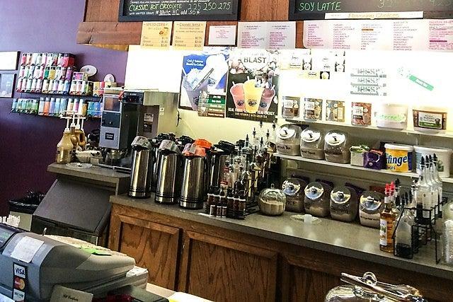 Coachlight Coffee House,coffee