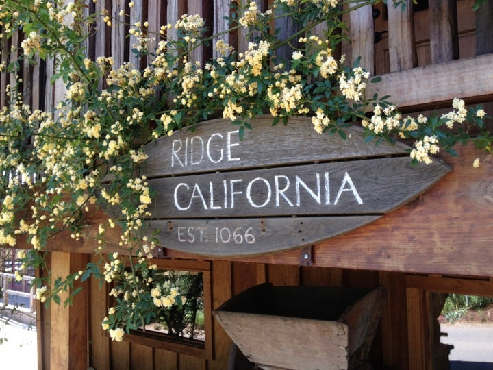 Ridge Vineyards - Monte Bello