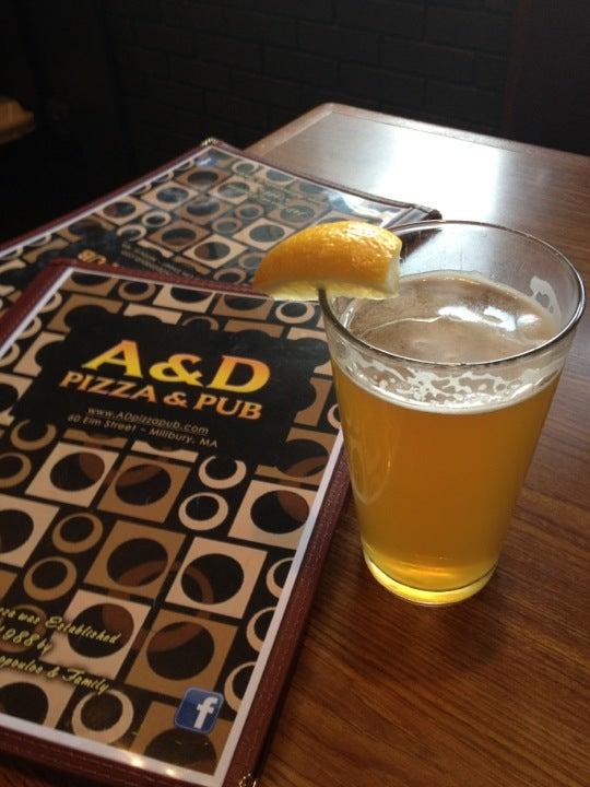 A & D Pizza,