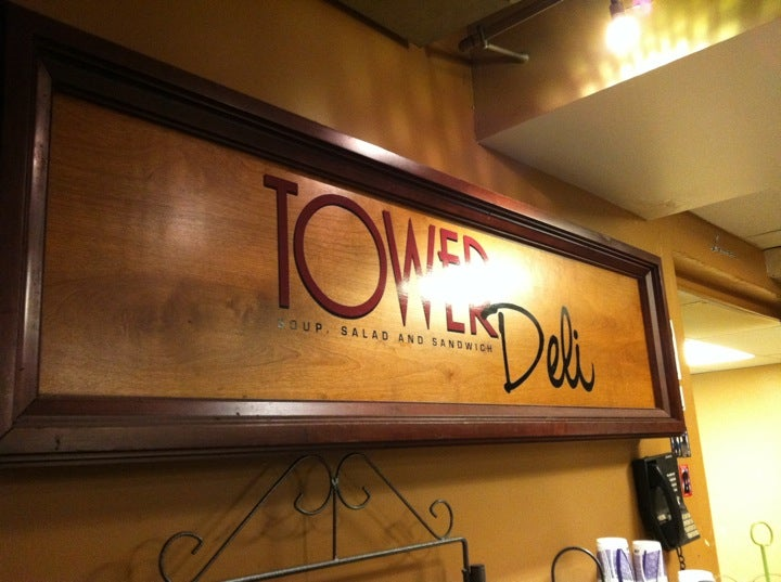 Tower Deli,