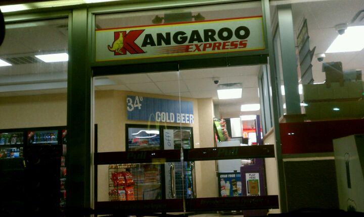 KANGAROO EXPRESS,