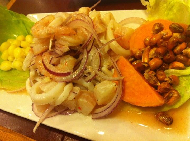Kikiriki,peruvian restaurant