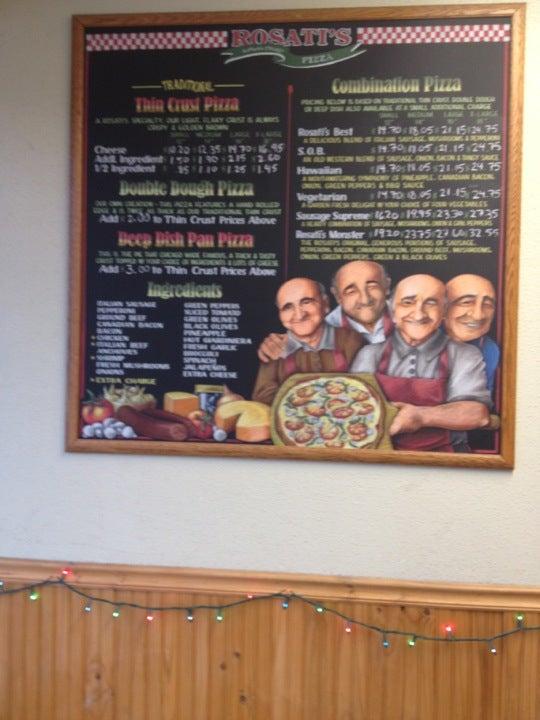 Rosati's Pizza,