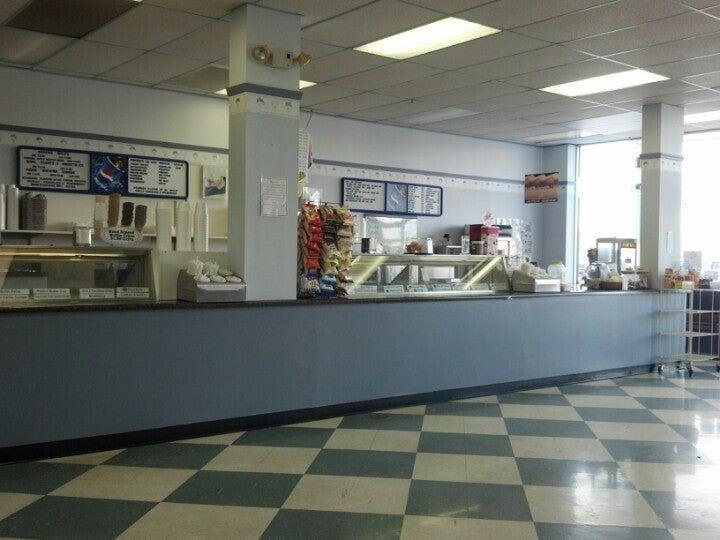 Toft's Ice Cream Parlor,