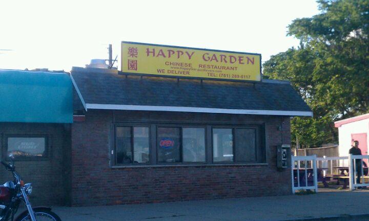 Happy Garden,