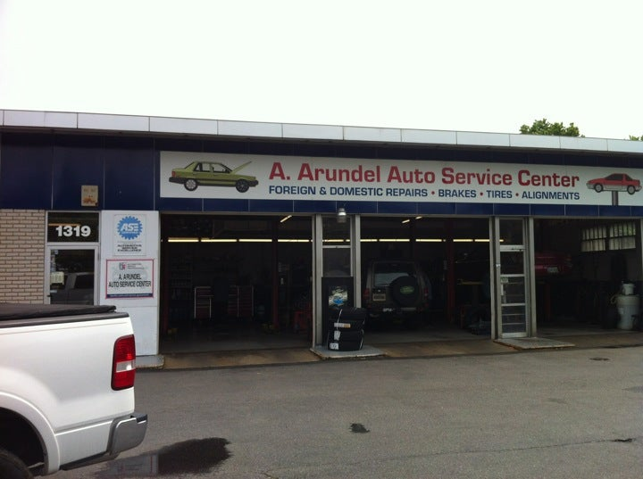 Arundel,a/c,ase,auto repair,belt,brakes,car,diagnostics,emissions,engine,foreign and domestic,hankook,oil,suspension,suv,tire,transmission,truck,tune up,van