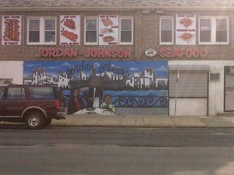 Jordan Johnson's Gourmet Seafood,