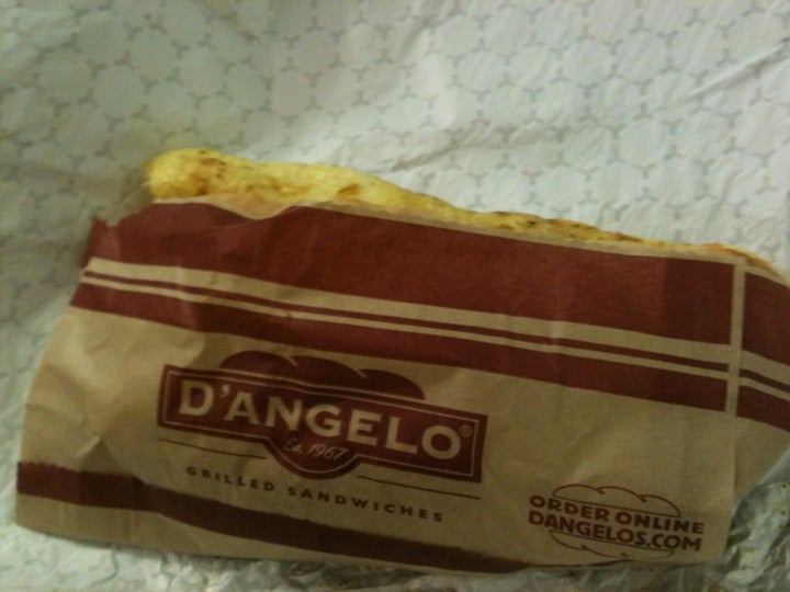 D'Angelo Grilled Sandwiches,