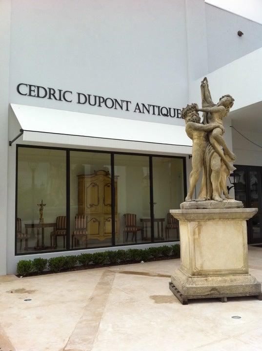 CEDRIC DUPONT ANTIQUES,