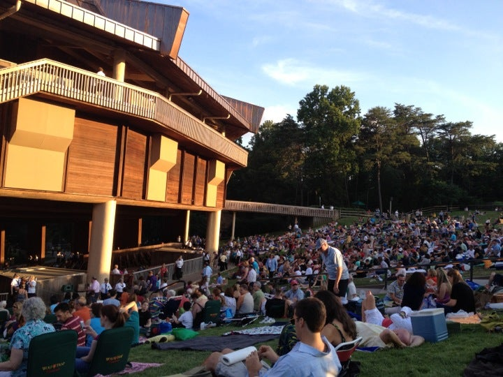Wolf Trap National Park for the Performing Arts (Filene Center)