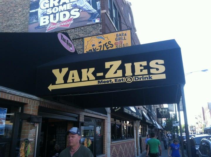 Yak-Zies Bar-Grill
