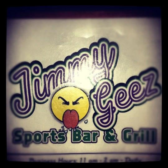 Jimmy Geez Sports Bar & Grill