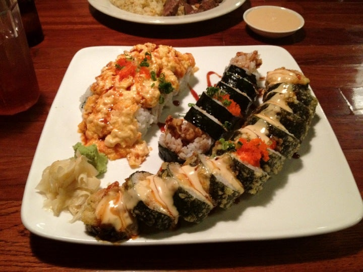 Samurai Blue Japanese Grill