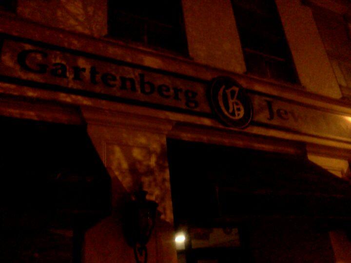 Gartenberg Jewelry,