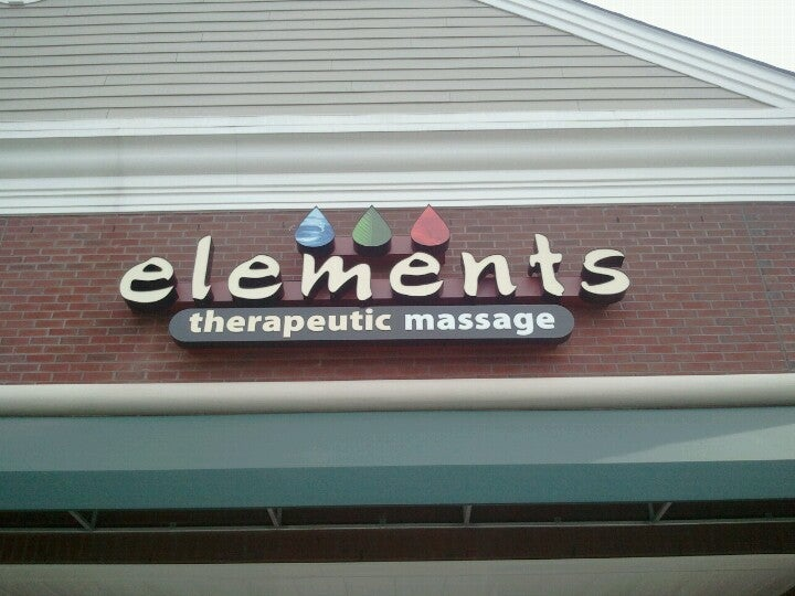 Elements Massage,
