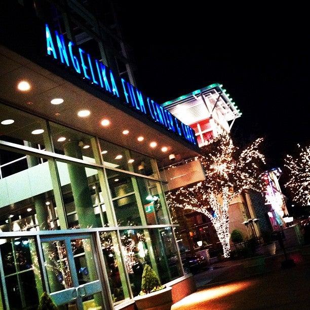 Angelika Film Center & Cafe