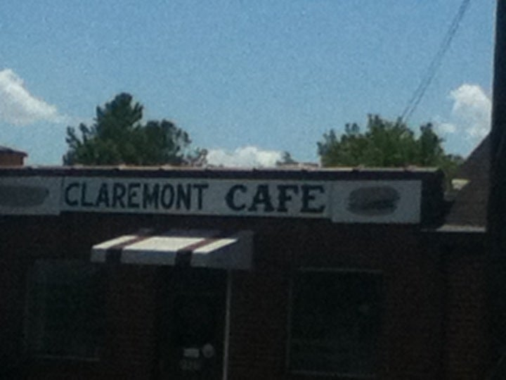 Claremont Cafe,