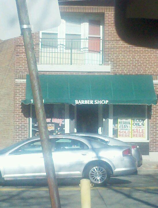 Jemel's Barbershop,