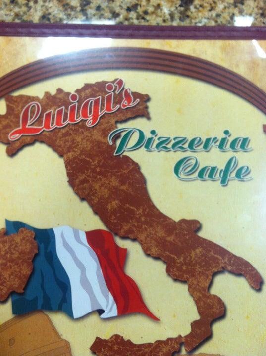 Luigi's Pizzeria Cafe,