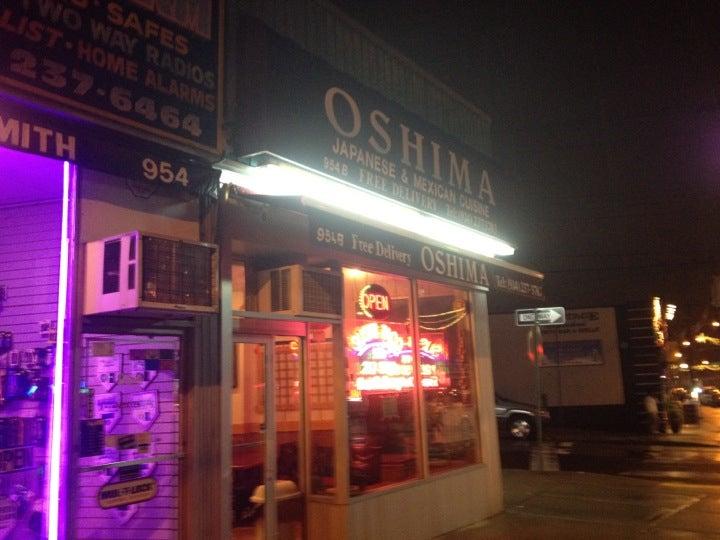 Oshima,