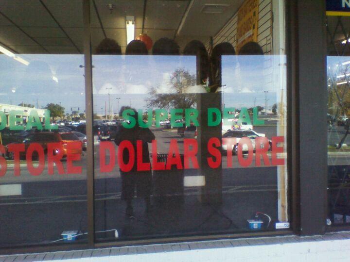 SUPER DEAL DOLLAR STORE,