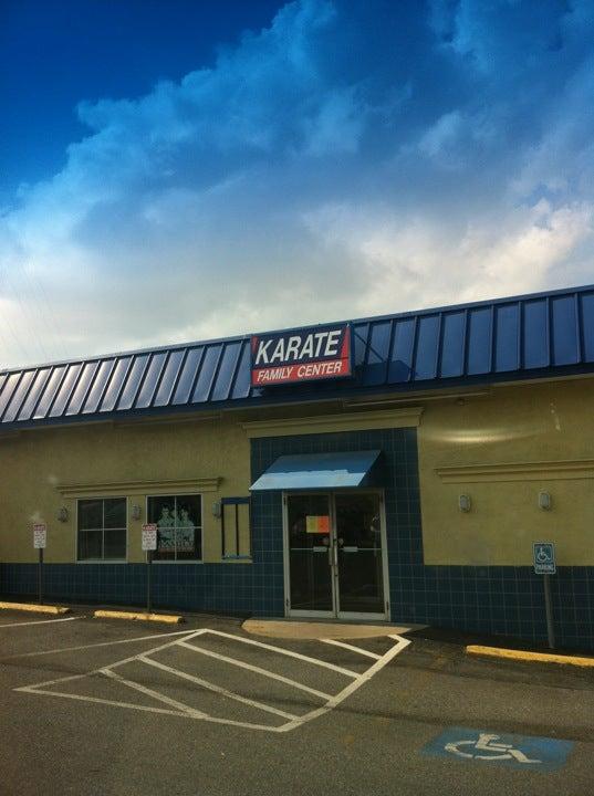 Karate Family Center,