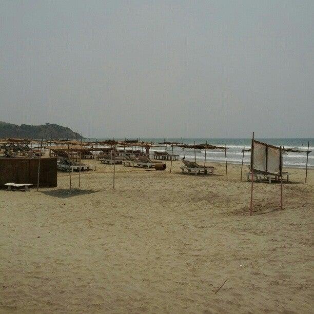 Morjim Beach