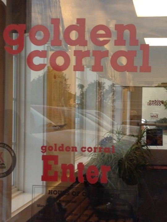 Golden Corral,