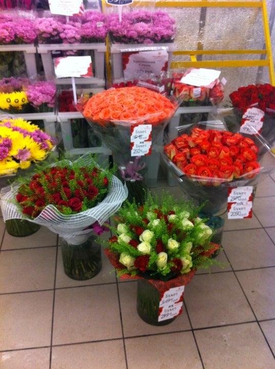 Магазин цветов на соколе мосцветторг