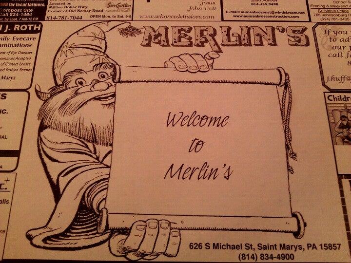 Merlin's,
