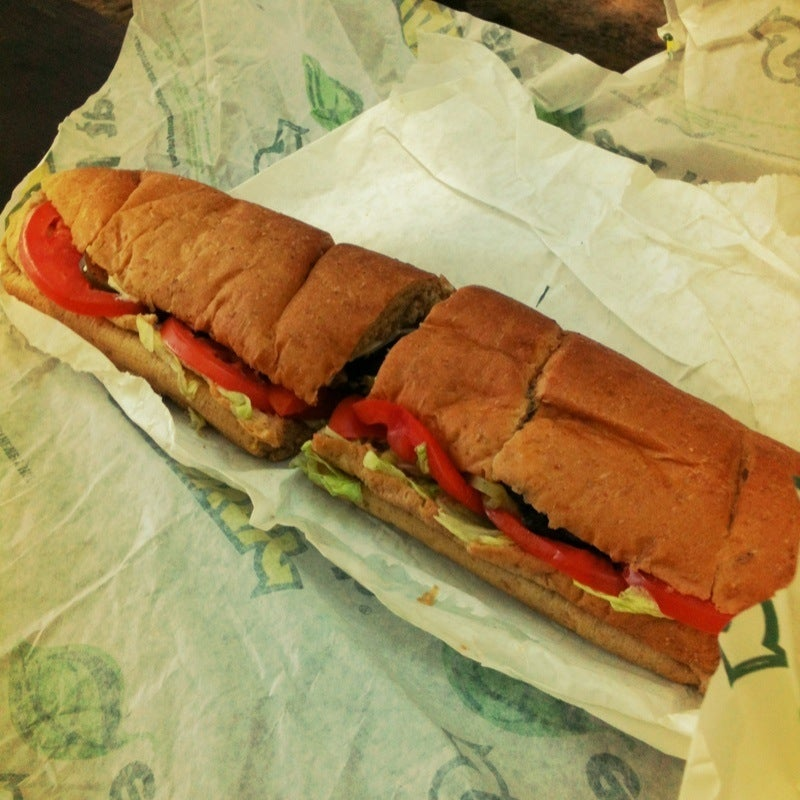 SUBWAY SANDWICHES,