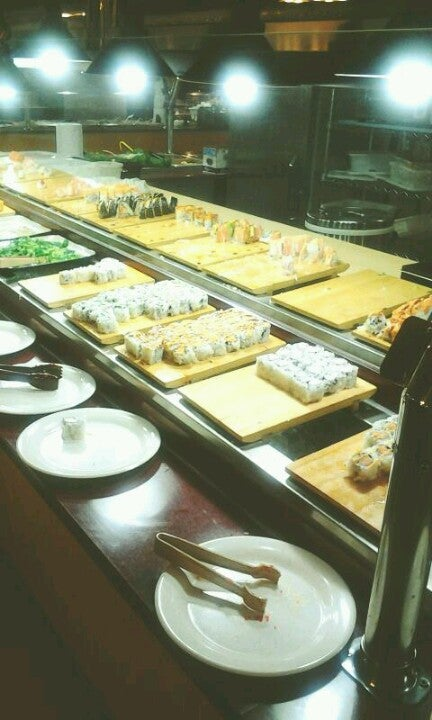 Buffet Atlantic,