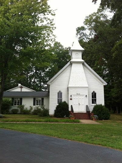 SYDENSTRICKER UNITED METHODIST CHURCH,