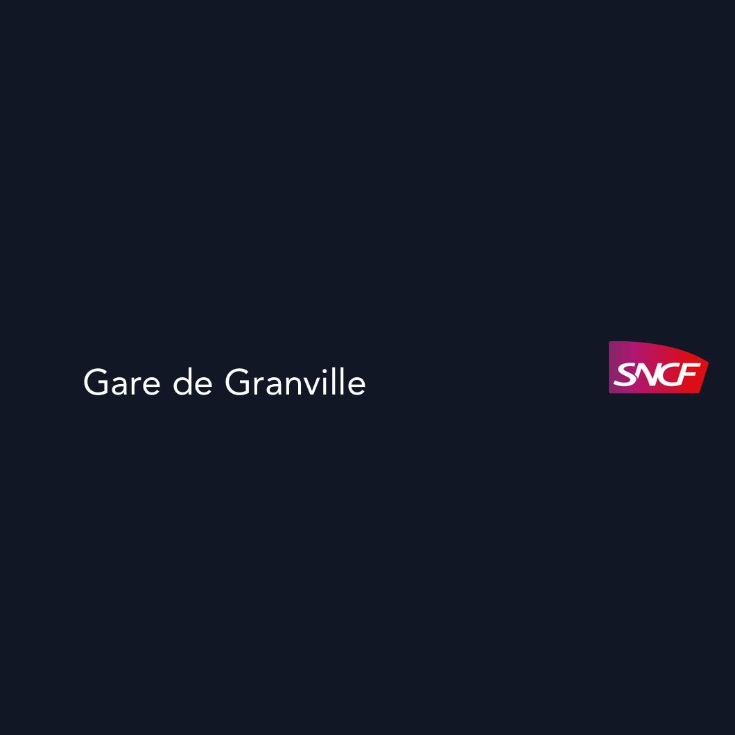 Station van Granville