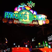 Patong Walking Street