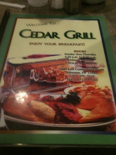 Picture for Cedar Grill