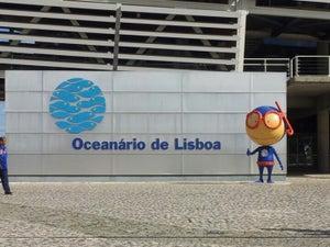 Oceanarium (oceanario De Lisboa)