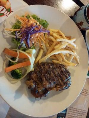 dari Red Tulip Steak & Sea Food (Kebon Kawung) di Kebon Kawung |Bandung