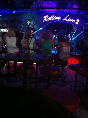 Rolling Live 2 Club