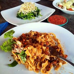 dari Cafe Alberto (Lombok) di Lombok |Bali