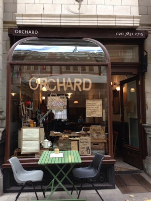 Orchard: Vegetarian Kitchen And Grocer