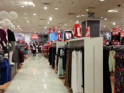 Bhs Abu Dhabi Mall