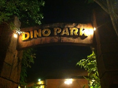 Mini Golf At Dino Park