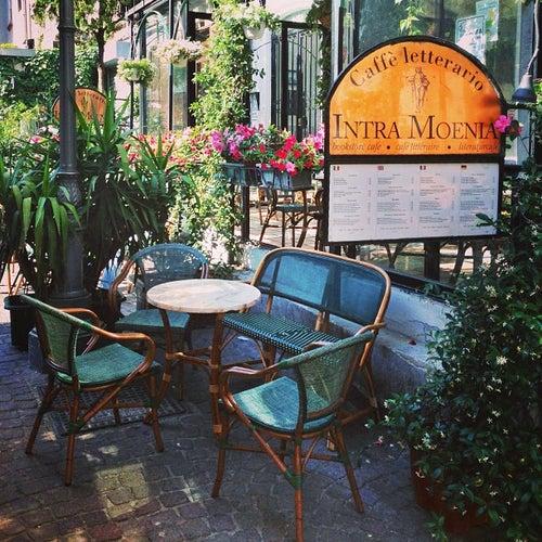 Caffe Letterario Intra Moenia
