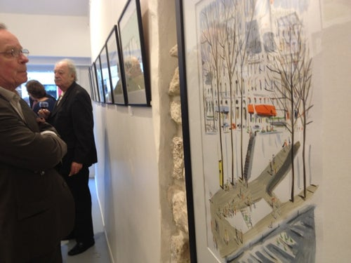 Galerie d'Entomologie