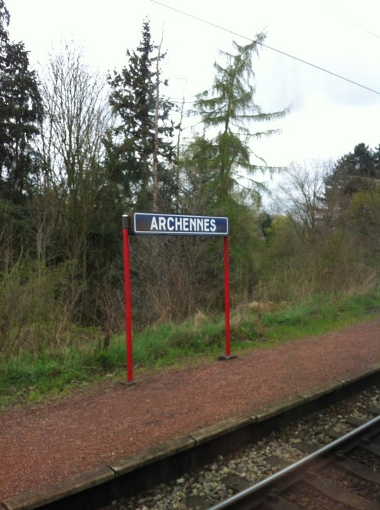 Gare d'Archennes