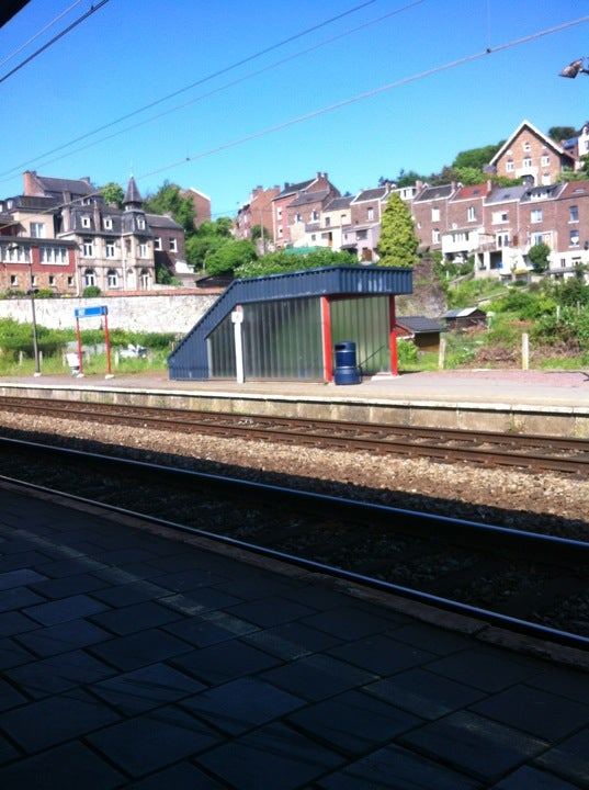 Gare d'Huy