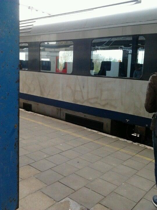 Station van Arlon
