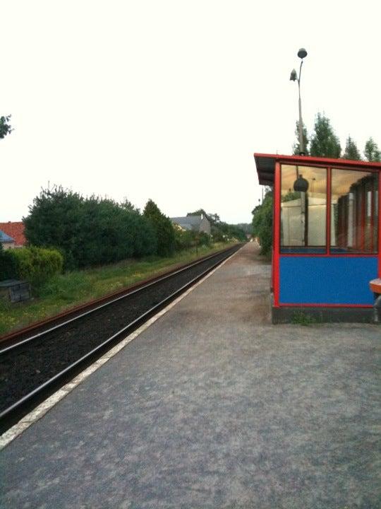Station van Overpelt